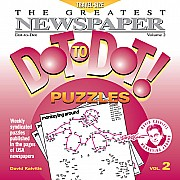 Greatest Newspaper Dot-to-Dot vol. 2