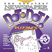 Greatest Newspaper Dot-to-Dot vol. 4