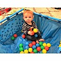 Active Play Gym Set - Red/Green Multiple