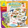 Magnetic Day at the Beach Puzzle