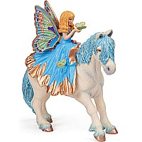Blue Fairy Pony