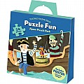 Pirates At Sea Puzzle Activity Tote