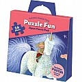 The Flying Unicorn Puzzle Activity Tote