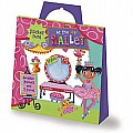 At The Ballet Sticker Activity Tote