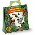Rainforest Sticker Activity Tote