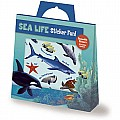 Sea Life Sticker Activity Tote