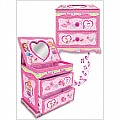 Best Friends Forever Musical Jewelry Box