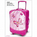 Fancy Butterfly Stroll-along Luggage