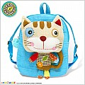 Cat Eco Snoopers Small Backpack
