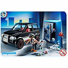 Playmobil 4059 Thief with Safe and Getaway Car