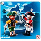 4127 Pirate and Redcoat Soldier