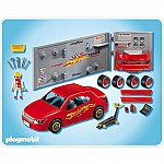 Playmobil Car Repair and Tuning Shop