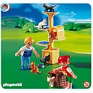 Playmobil 4347 Cat Scratch Tree