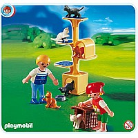 Playmobil Playmobil Cat Scratch Tree