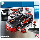 Playmobil 4366 Car Repair Shop and Sports Car With Sound
