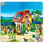 Playmobil Animal Farm