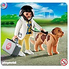 Playmobil 4750 Vet with Dog