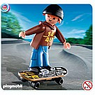 Playmobil 4754 Skateboarder