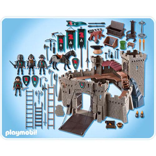 Playmobil Knight Castle Instructions