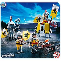 Playmobil Lion Knights Troop