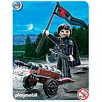 Playmobil Falcon Knight Cannon Guard
