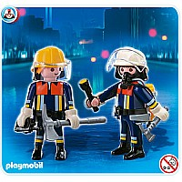 Playmobil Fire Rescue Squad
