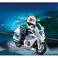 Playmobil Motorcycle