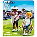 Playmobil 2 Tennis Players