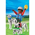 Playmobil Dalmatians With Puppy