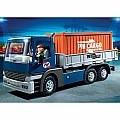 Playmobil Cargo Truck With Container
