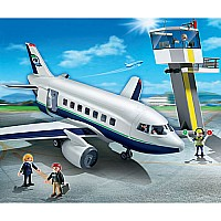 Playmobil Cargo and Passenger Plane