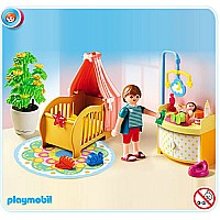 Baby Room With Mobile