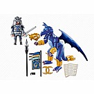 Playmobil 5464 Ice Dragon With Warrior