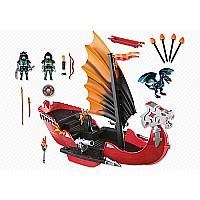 Dragon-battle Ship