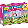 Playmobil Advent Calendar Unicorn Birthday In Fairyland