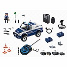 Playmobil 5528 RC Police Car With Camera Set