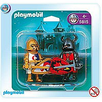 Playmobil Unicorn- and Dragon Knight 5815