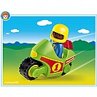 Playmobil 123 Motor Bike