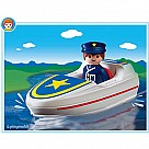 Playmobil 123 Coastal Search and Rescue