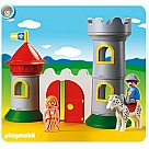 Playmobil 123 My First Knight's Castle