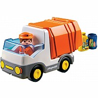 Playmobil 1 2 3 Recycling Truck