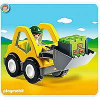 Playmobil 123 Front Loader