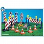 Playmobil 7280 Construction Site Signs