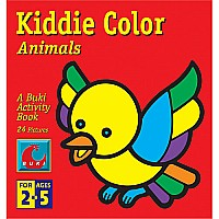 Kiddie Color Animals