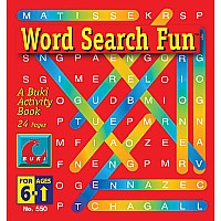 My First Word Search