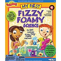 Fizzy Foamy Science