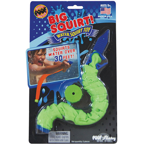 Huge toys squirt