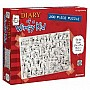 Diary of A Wimpy Kid 200 Piece Puzzle Assortment