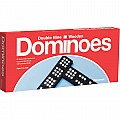 Double Nine Wooden Dominoes (flat Box)