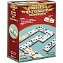 Double Six Jumbo Color DOT Dominoes: Family Classics Edition